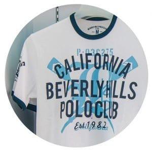 bedrucktes-T-Shirt