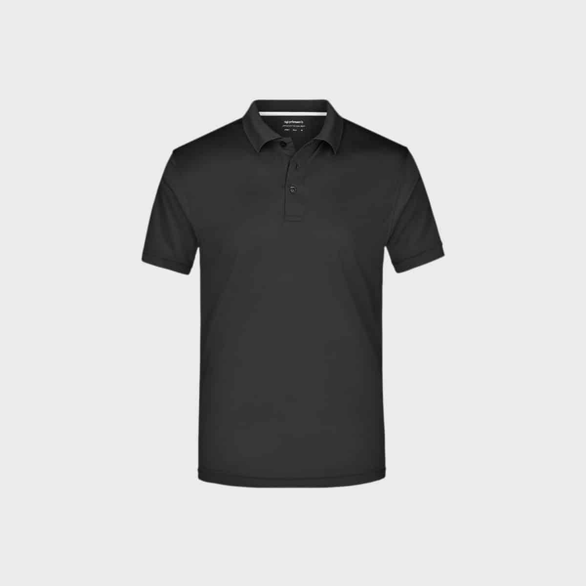 Daiber SportShirts JN401 Black Front