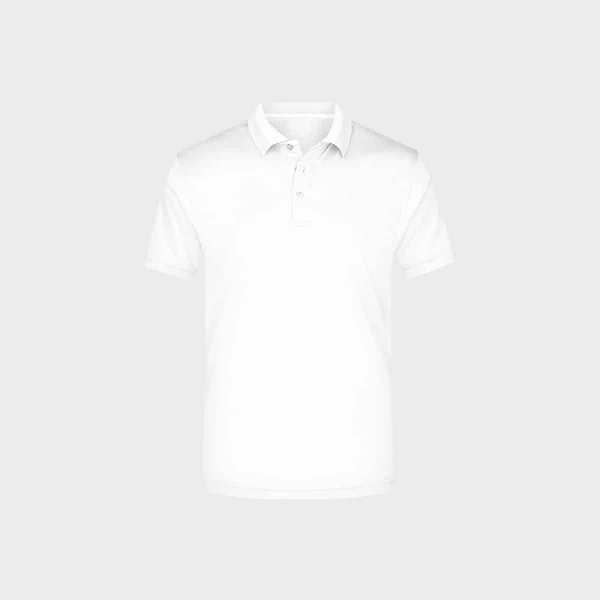 Daiber SportShirts JN401 White Front