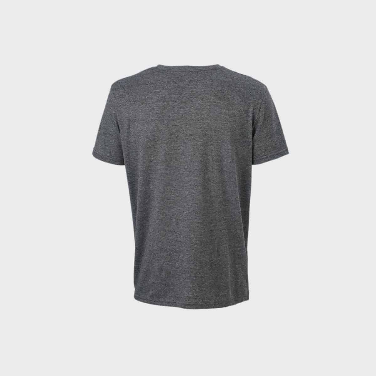 Daiber T Shirts JN974 Blackmelange Back