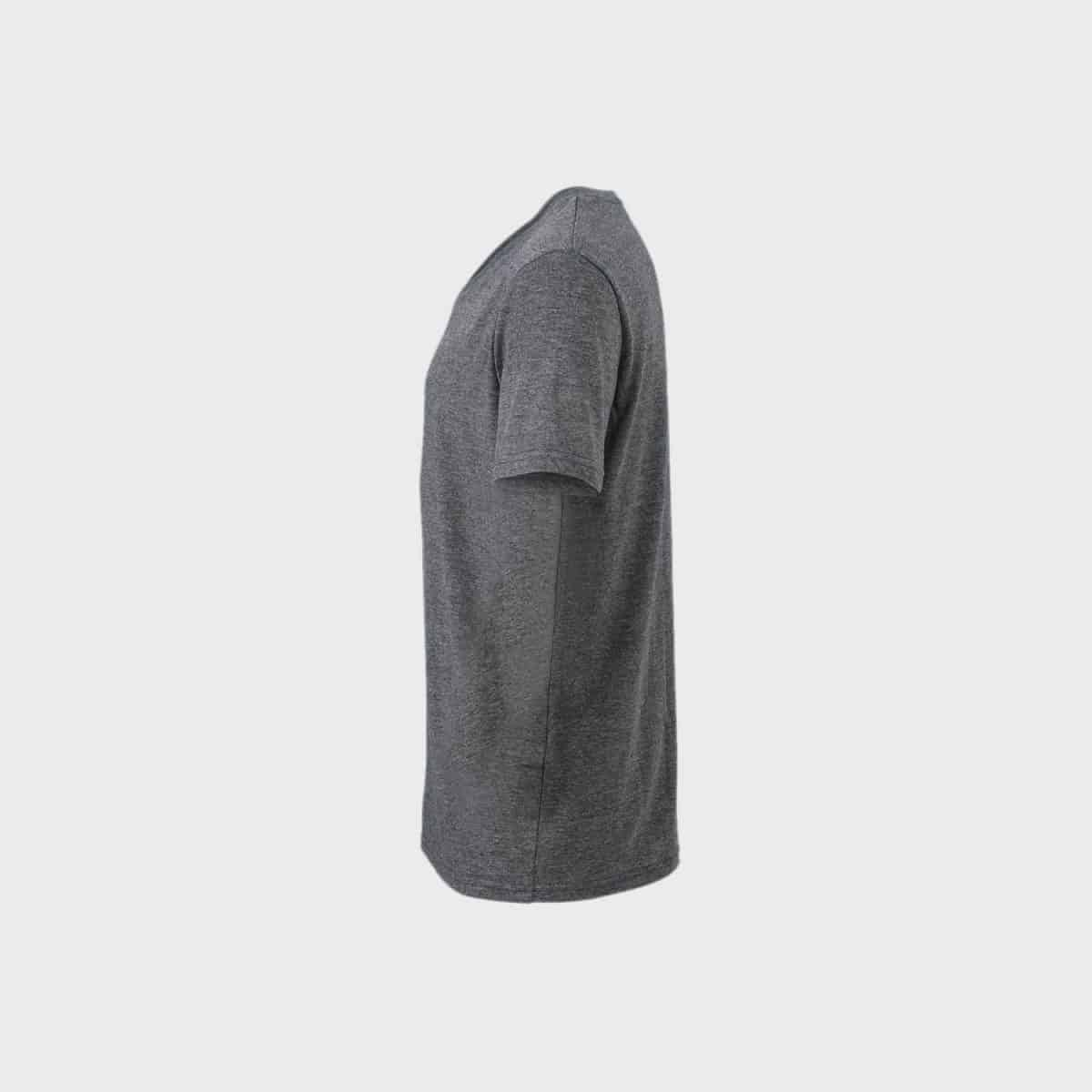 Daiber T Shirts JN974 Blackmelange Side
