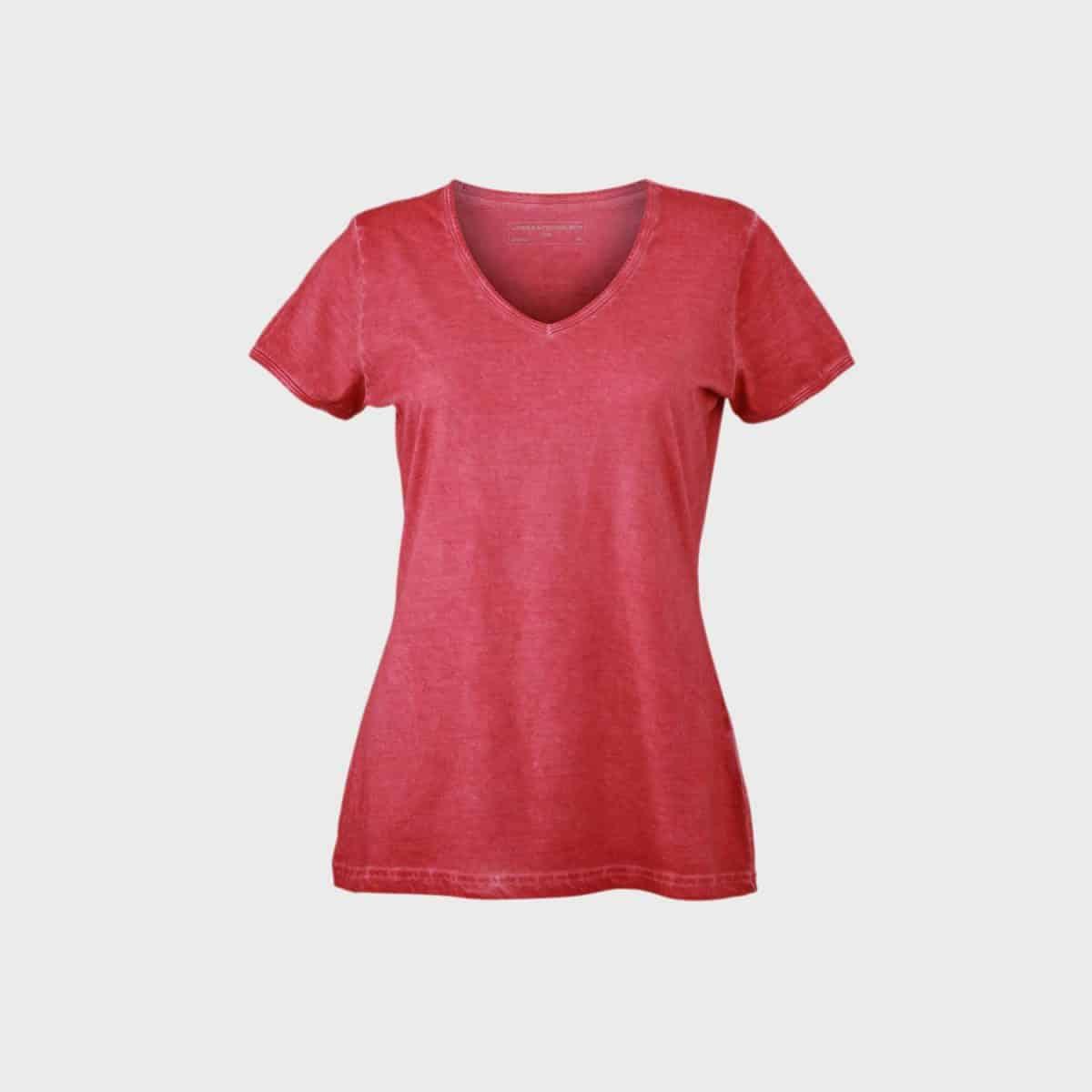 JAMES & NICHOLSON Damen Gipsy T-Shirt
