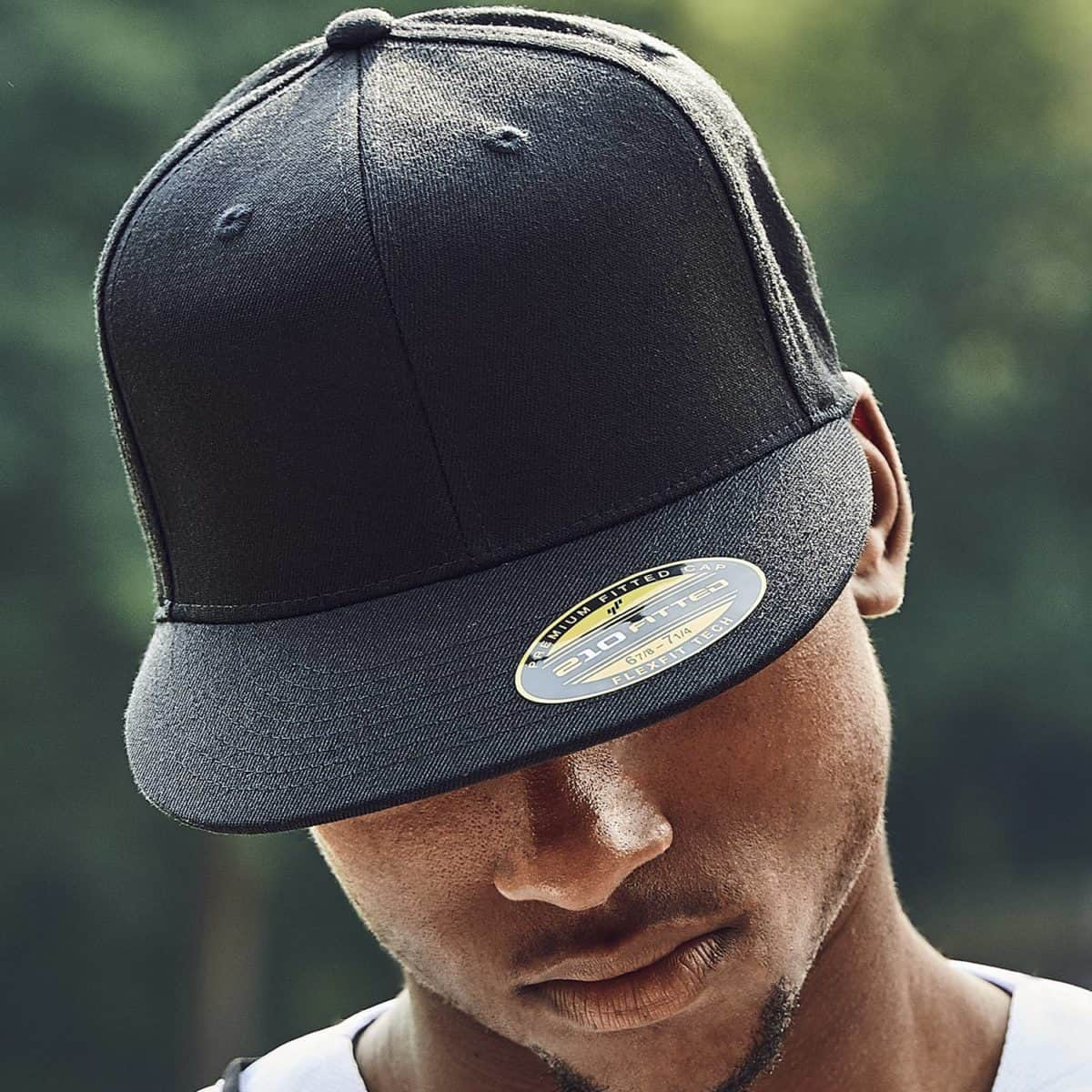Flexfit FlexfitCaps FFE 6210 Black Model M