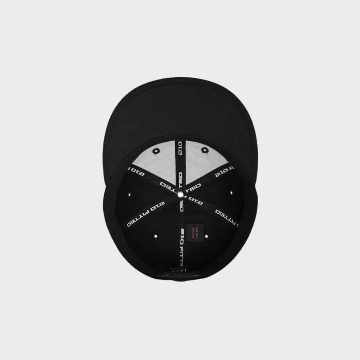 Flexfit FlexfitCaps FFE 6210 Black Schirm