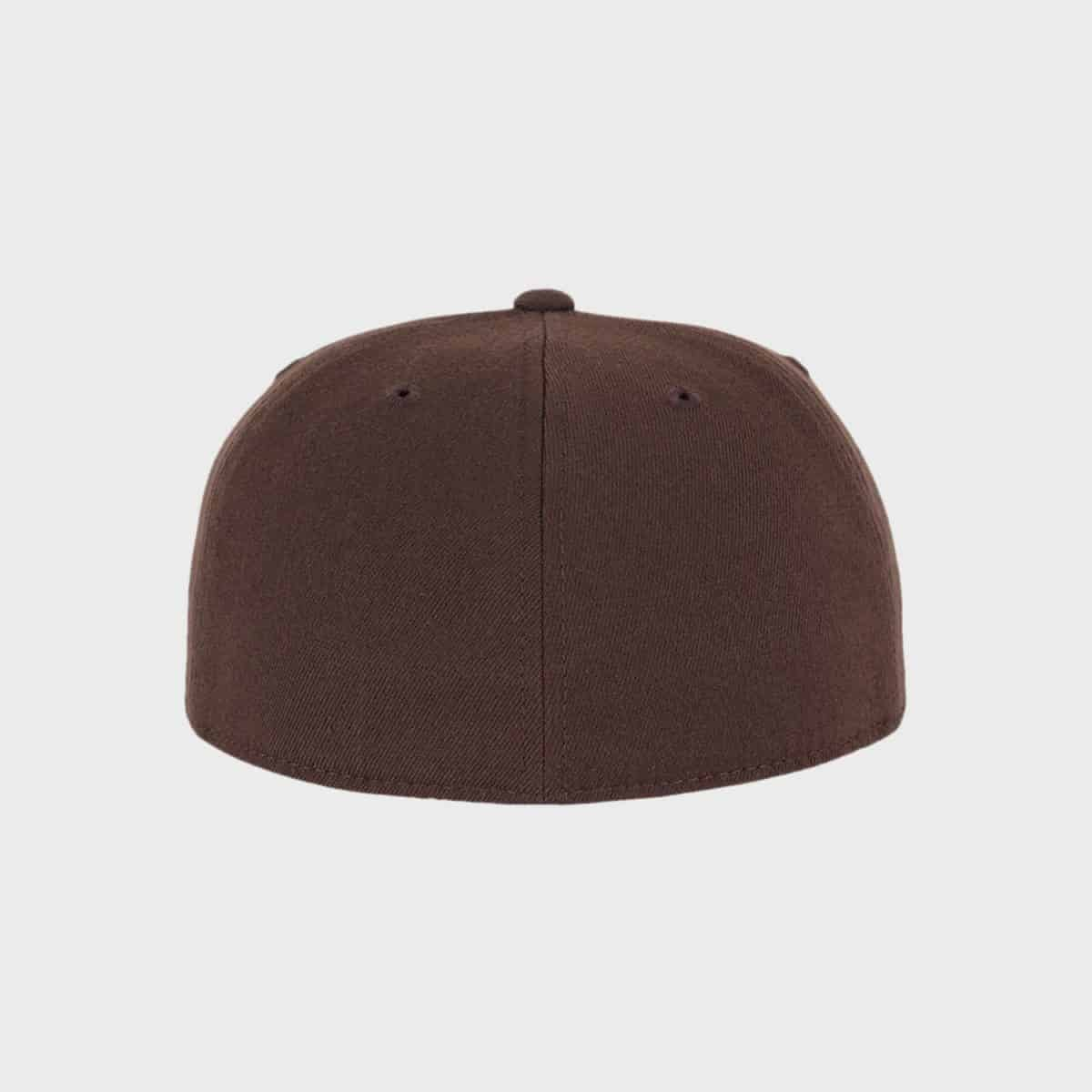 Flexfit FlexfitCaps FFE 6210 Brown Back