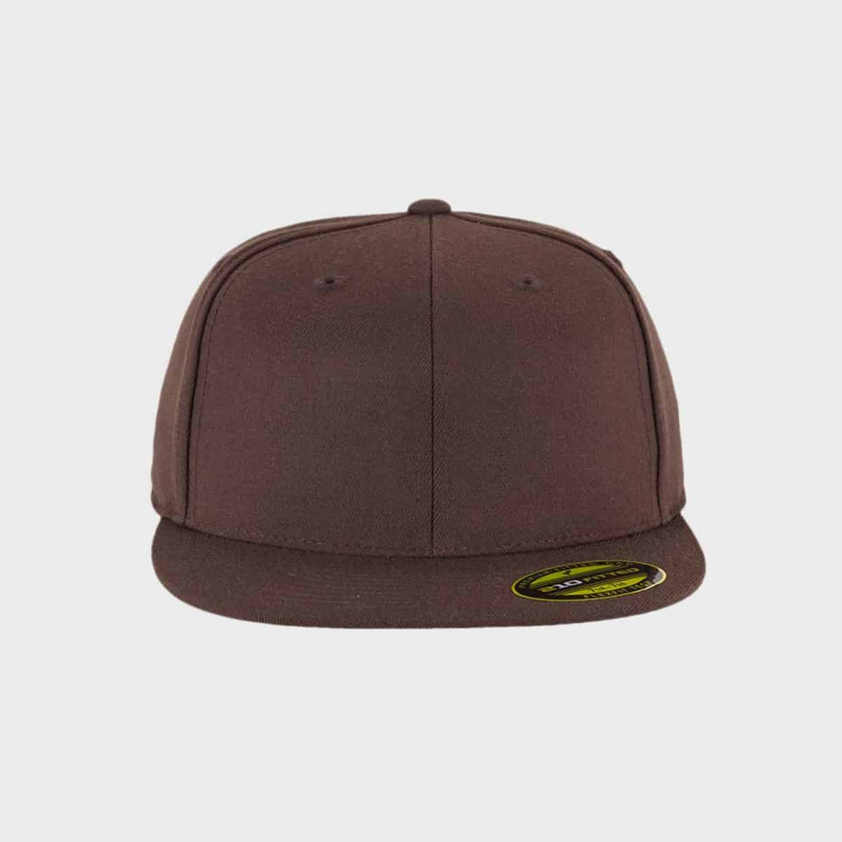 Flexfit FlexfitCaps FFE 6210 Brown Front