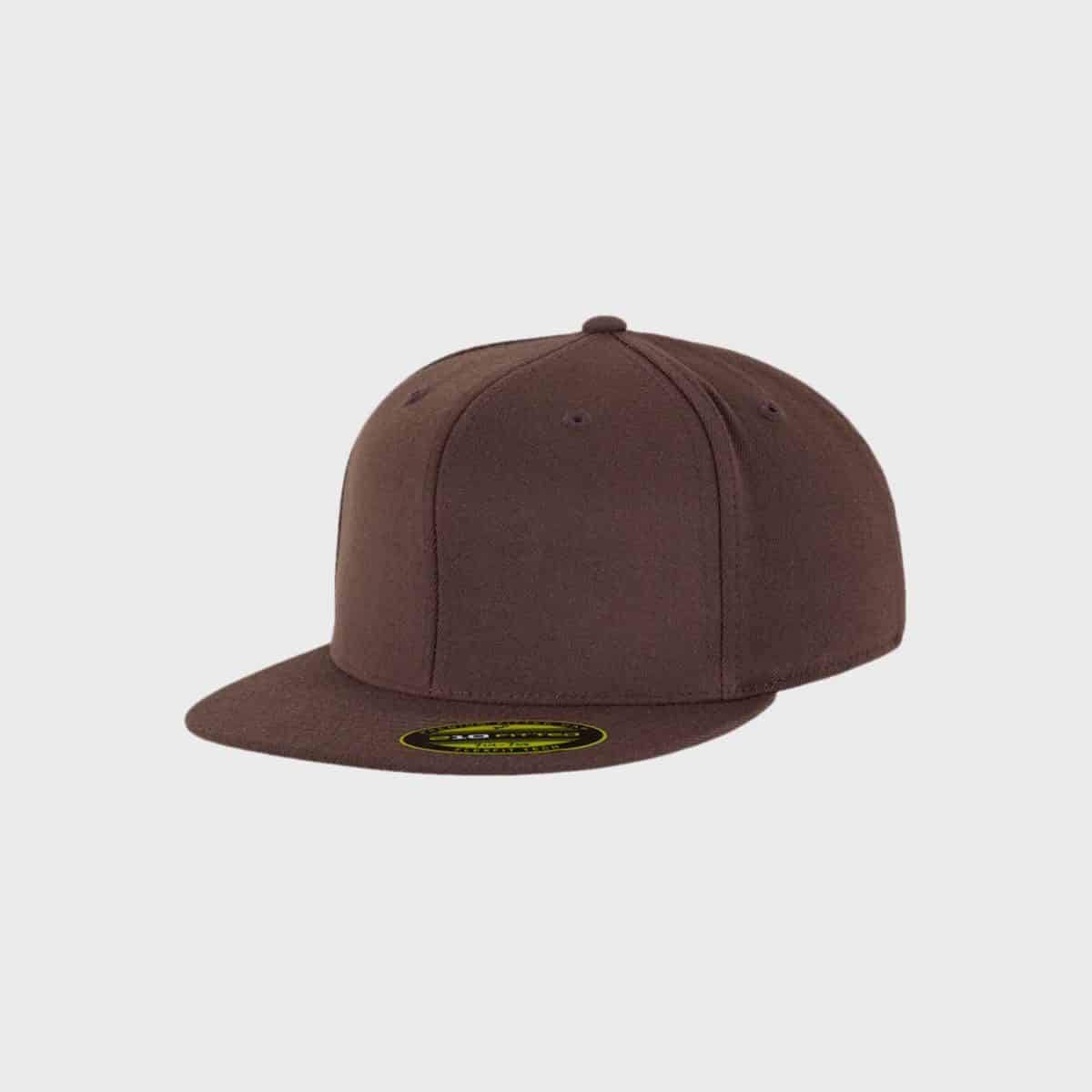 Flexfit FlexfitCaps FFE 6210 Brown Front Side
