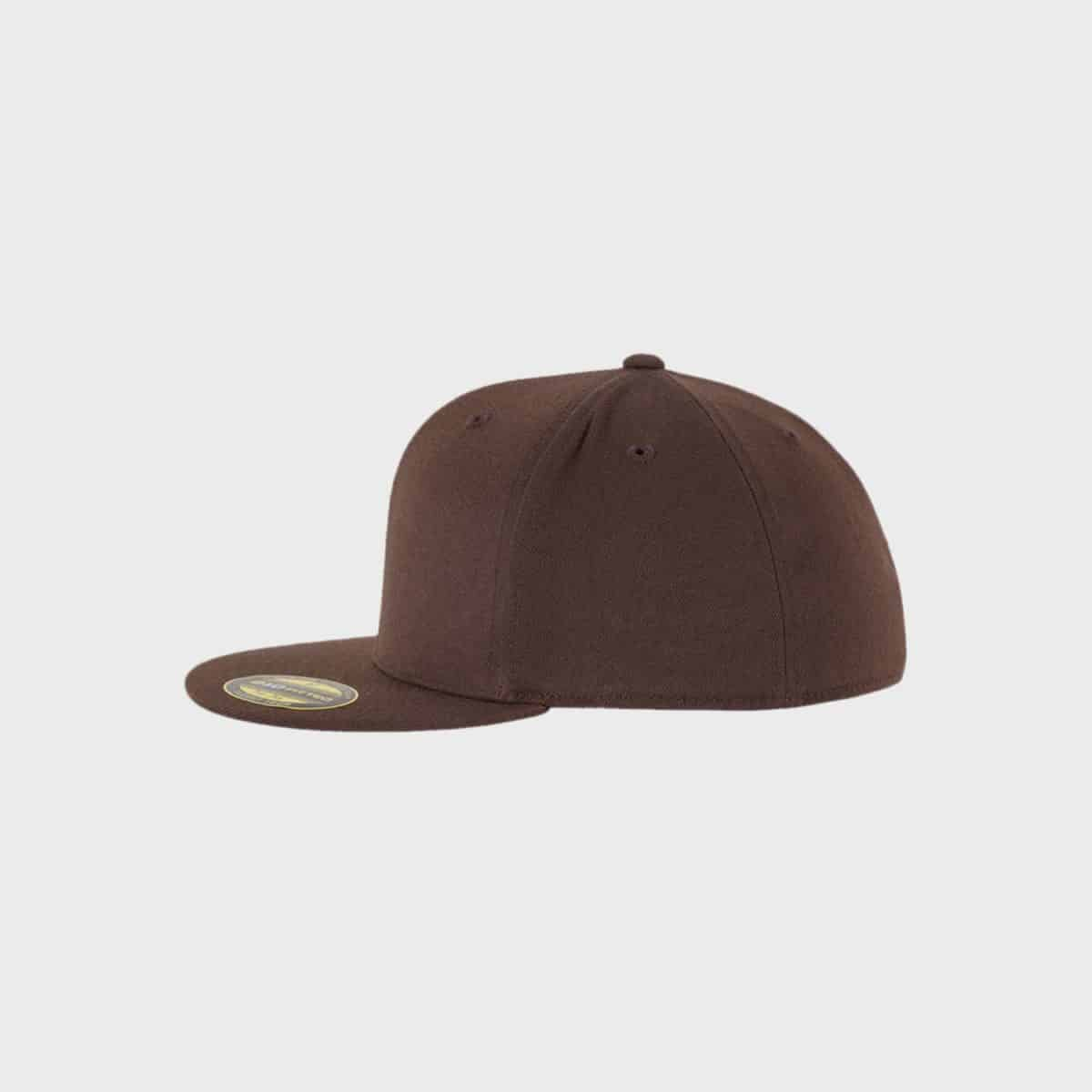 Flexfit FlexfitCaps FFE 6210 Brown Side