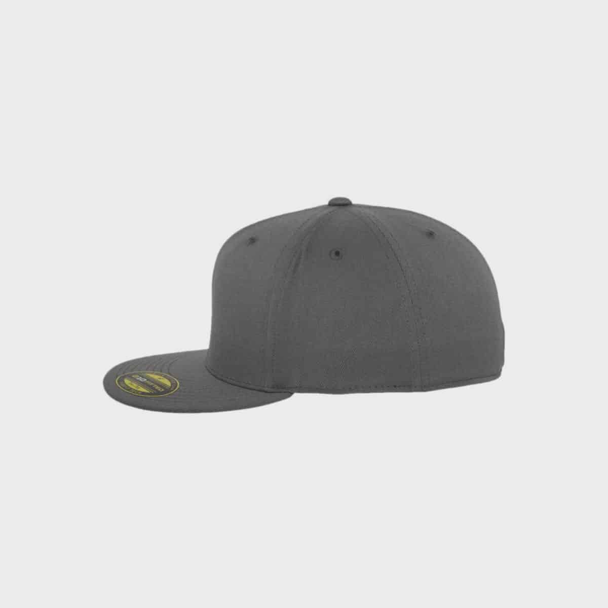 Flexfit FlexfitCaps FFE 6210 Darkgrey Side