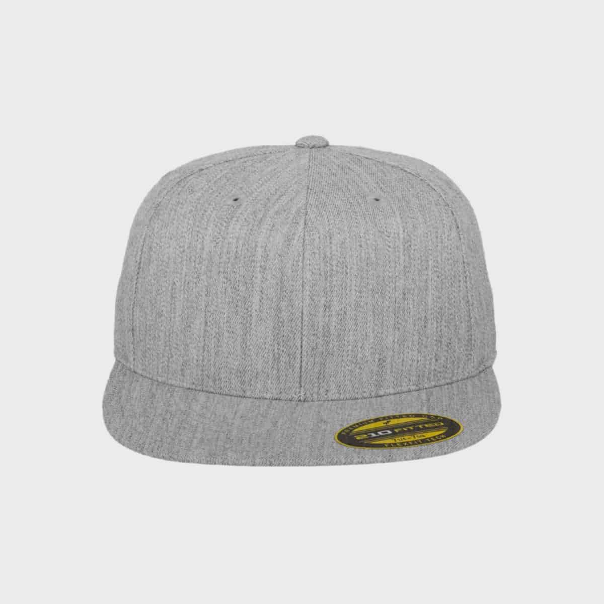 Flexfit FlexfitCaps FFE 6210 Heather Front