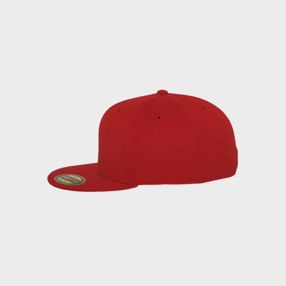 Flexfit FlexfitCaps FFE 6210 Red Side