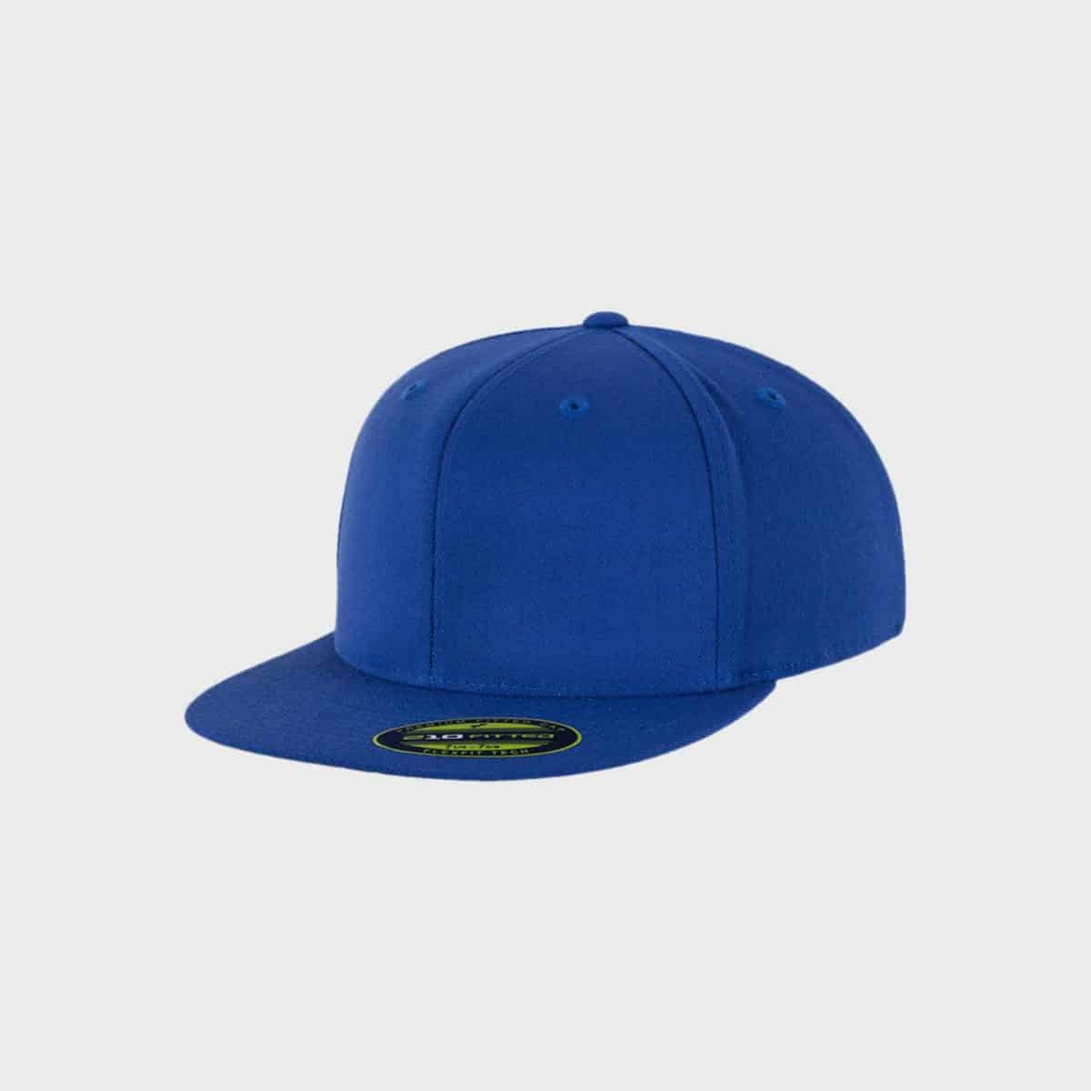 Flexfit FlexfitCaps FFE 6210 Royal Front Side
