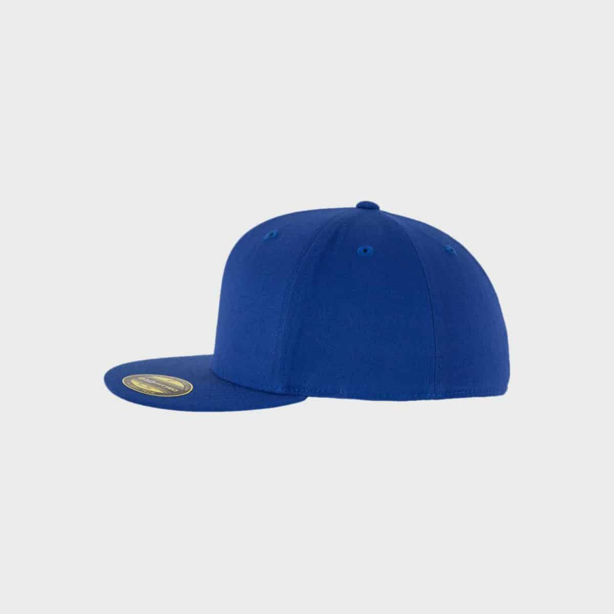 Flexfit FlexfitCaps FFE 6210 Royal Side