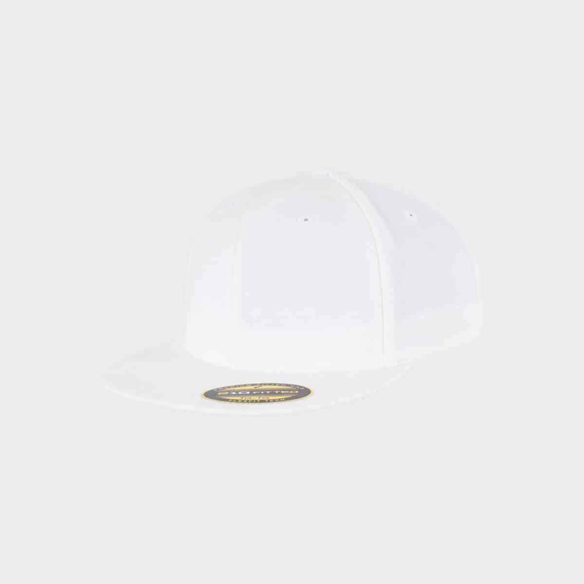 Flexfit FlexfitCaps FFE 6210 White Front Side