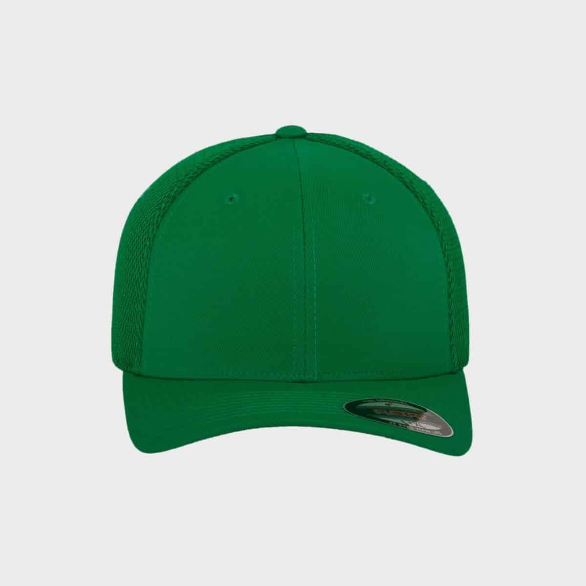 Flexfit FlexfitCaps FFE 6533 Green Front