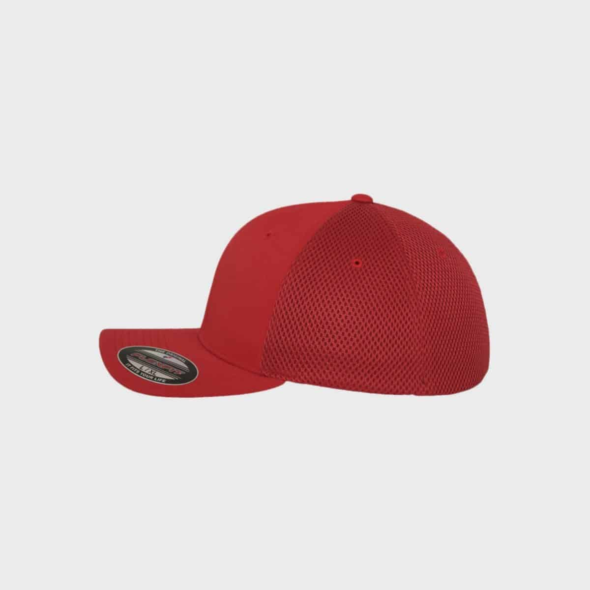 Flexfit FlexfitCaps FFE 6533 Red Side
