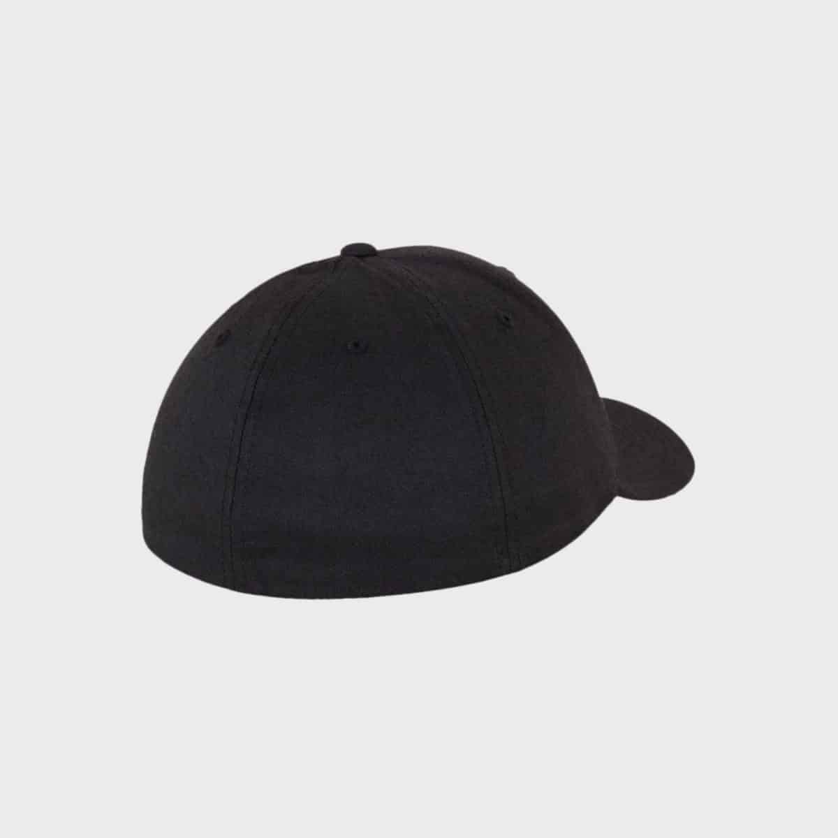 Flexfit MarkenCaps FFE 6588 Black Back