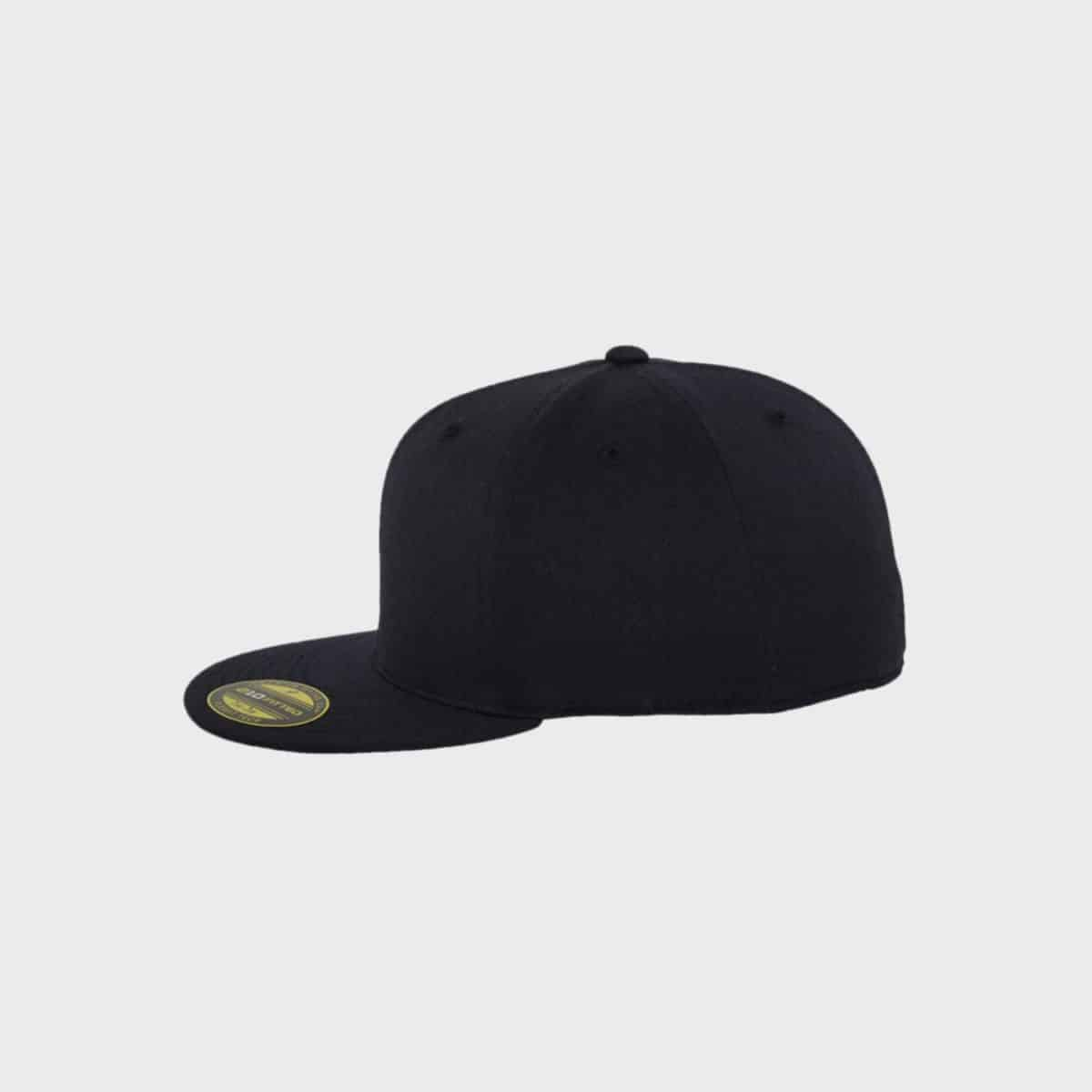 Flexfit Snapback FFE 6210 Darknavy Side
