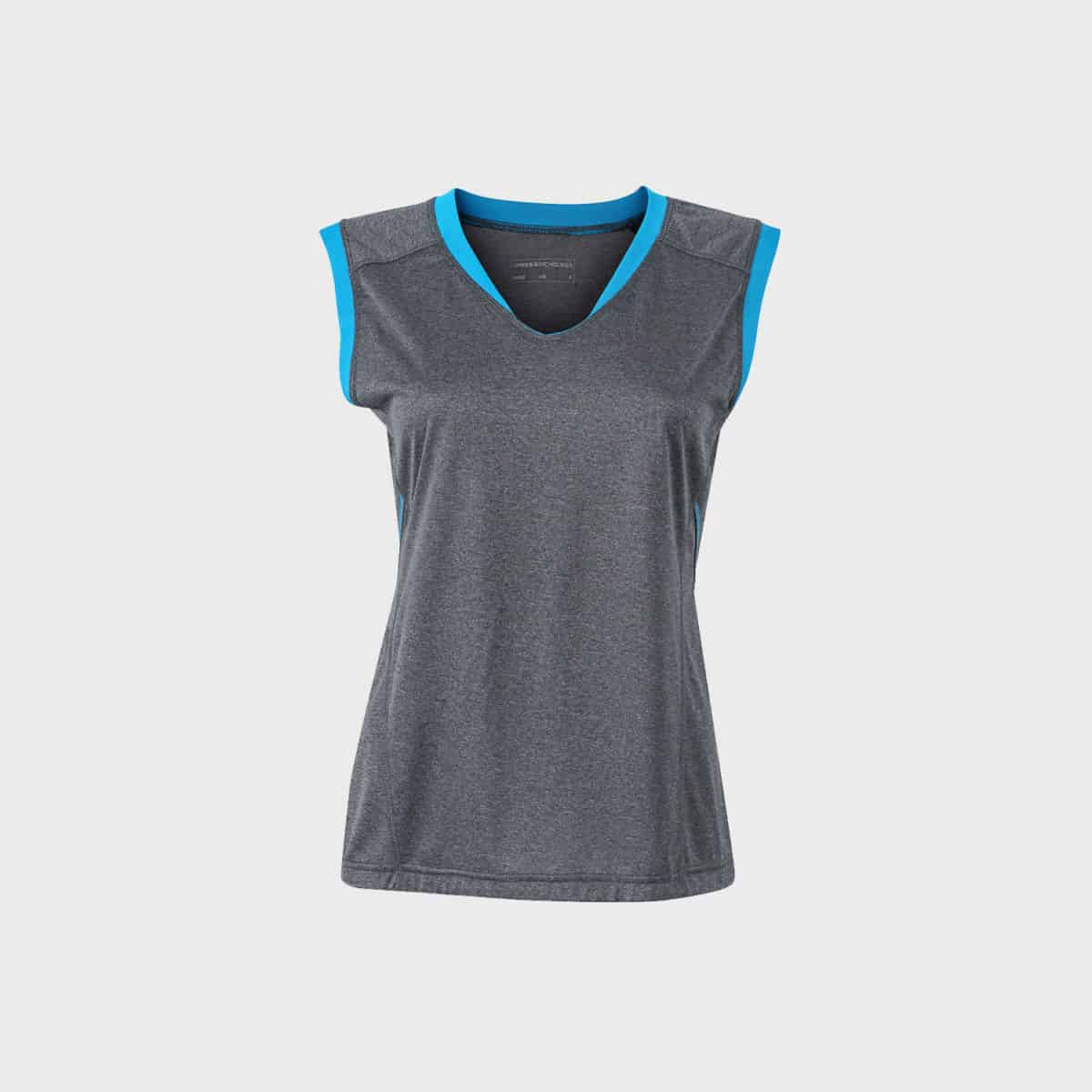 runnig-tank-top-damen-black-melange-atlantic-kaufen-besticken_stickmanufaktur