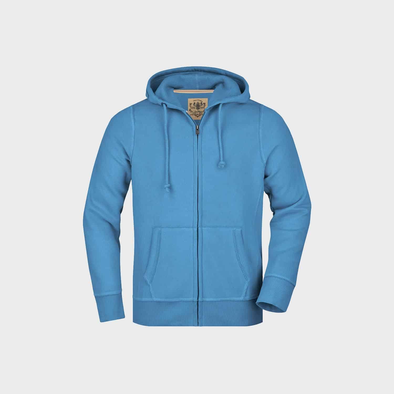 vintage-kapuzenjacke-hooded-jacket-herren-turquoise-kaufen-bedrucken_stickmanufaktur