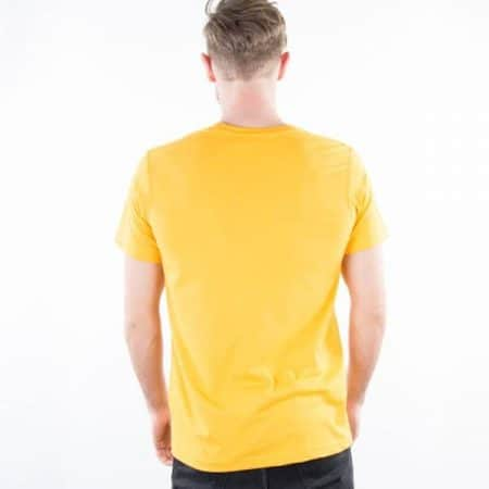 JAMES & NICHOLSON Herren Workwear T-Shirt back