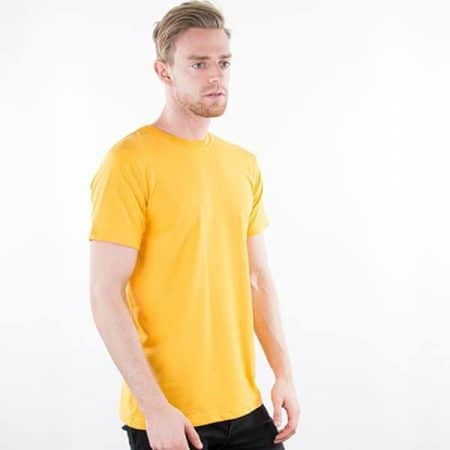 JAMES & NICHOLSON Herren Workwear T-Shirt left