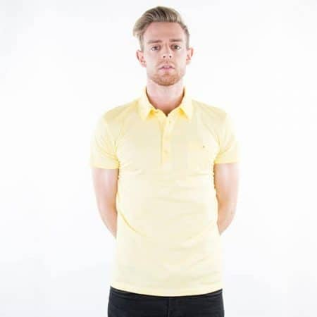 JAMES & NICHOLSON Herren Gipsy Polo Model front
