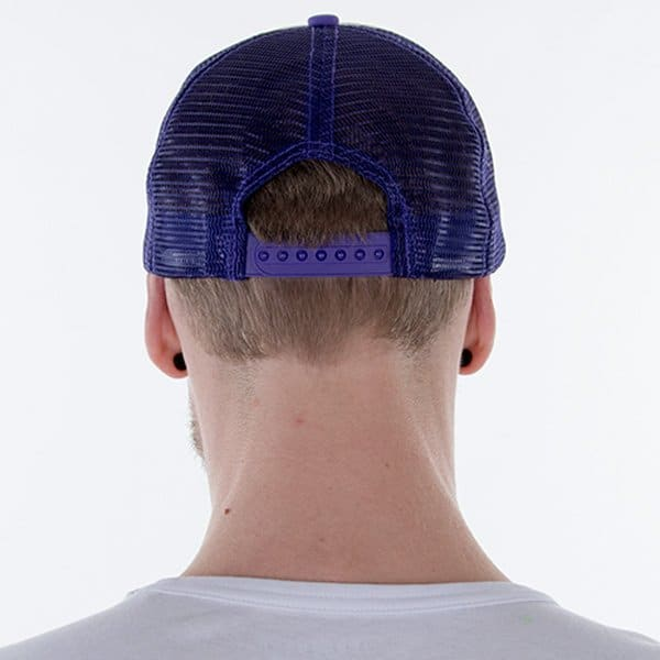 MYRTLE BEACH Polyester Mesh Cap Model back