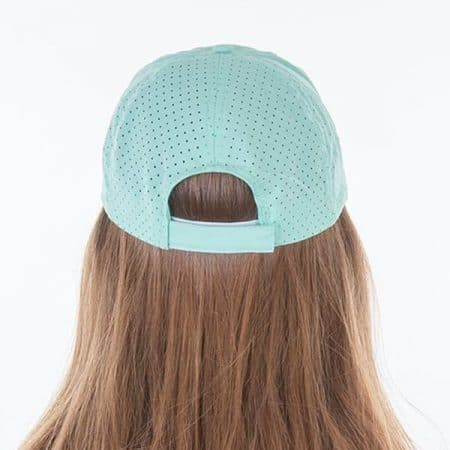 MYRTLE BACH Laser Cut Cap Model back