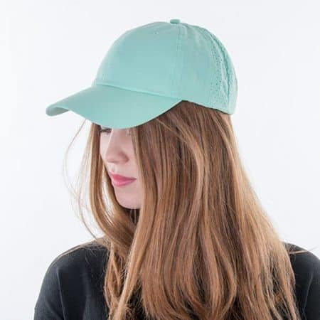 MYRTLE BACH Laser Cut Cap Model left