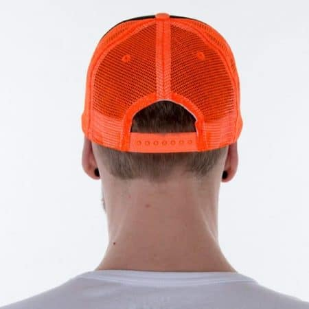 MYRTLE BEACH Retro Mesh Cap Model back