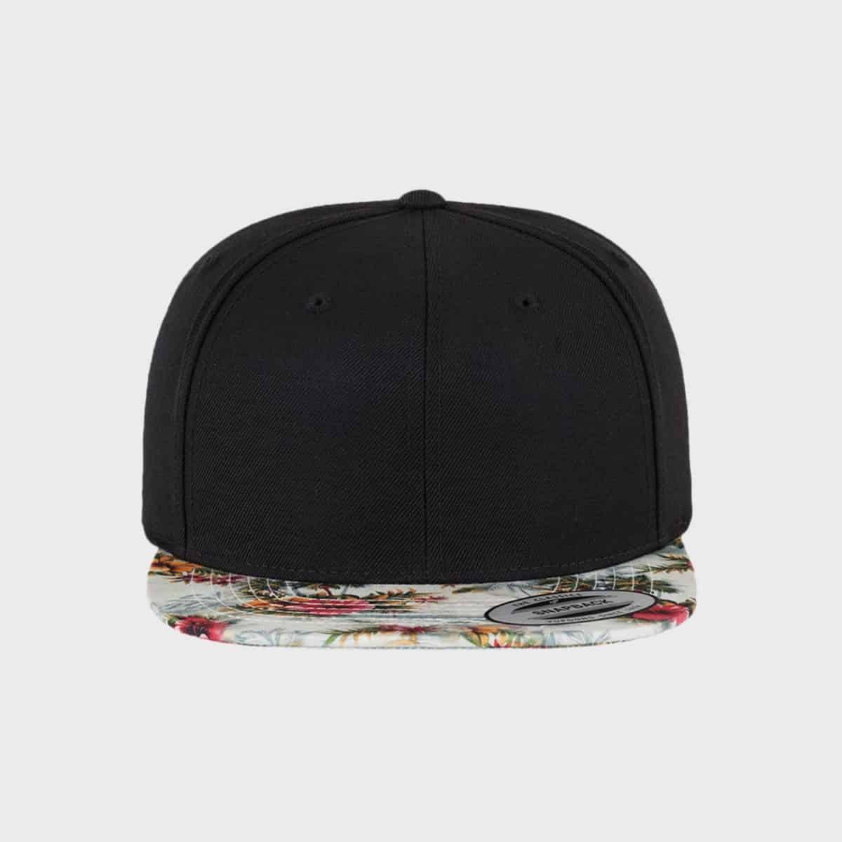 Flexfit Snapback FFE 6089F Black Mint Front
