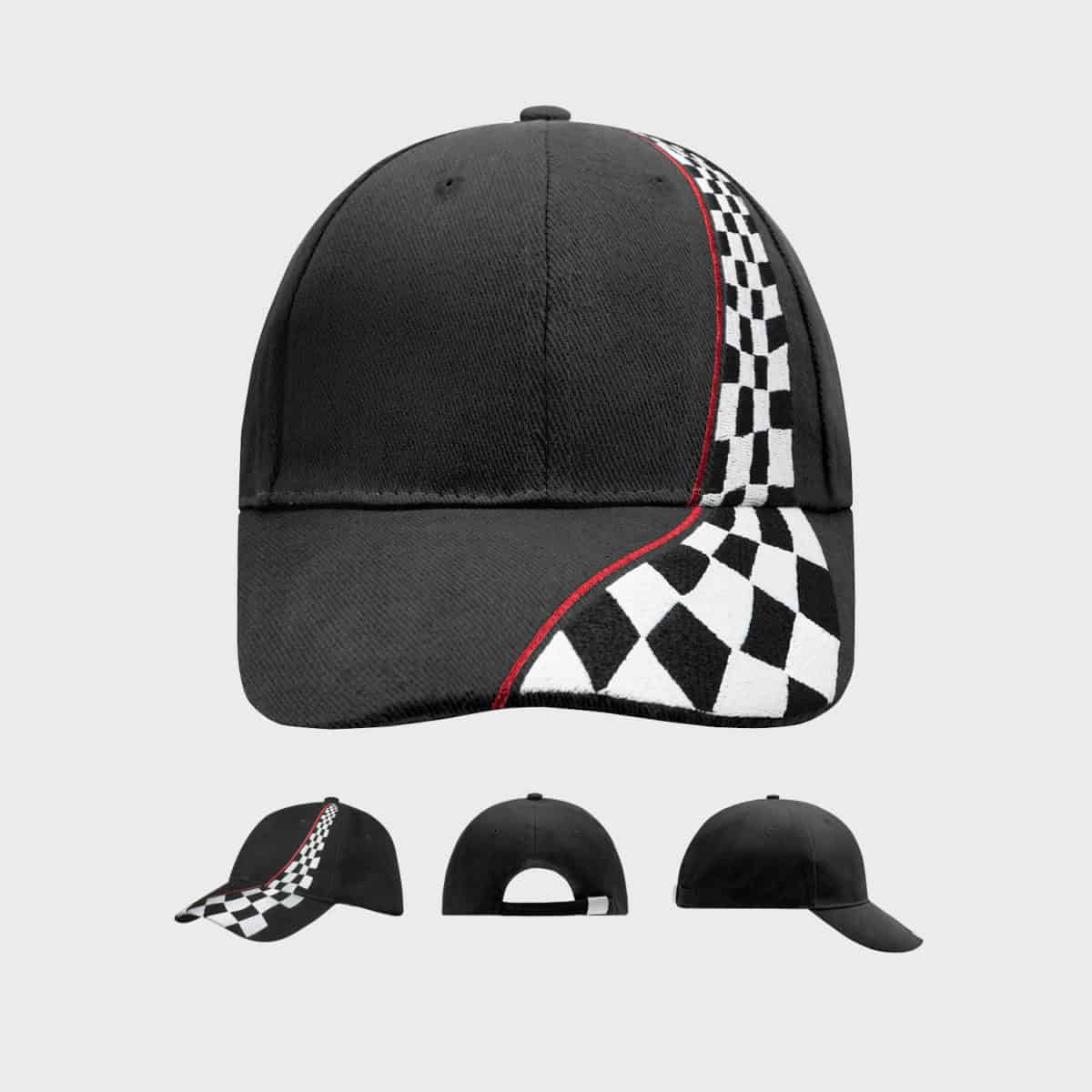 racing-cap-6-panel-unisex-black-kaufen-besticken_stickmanufaktur