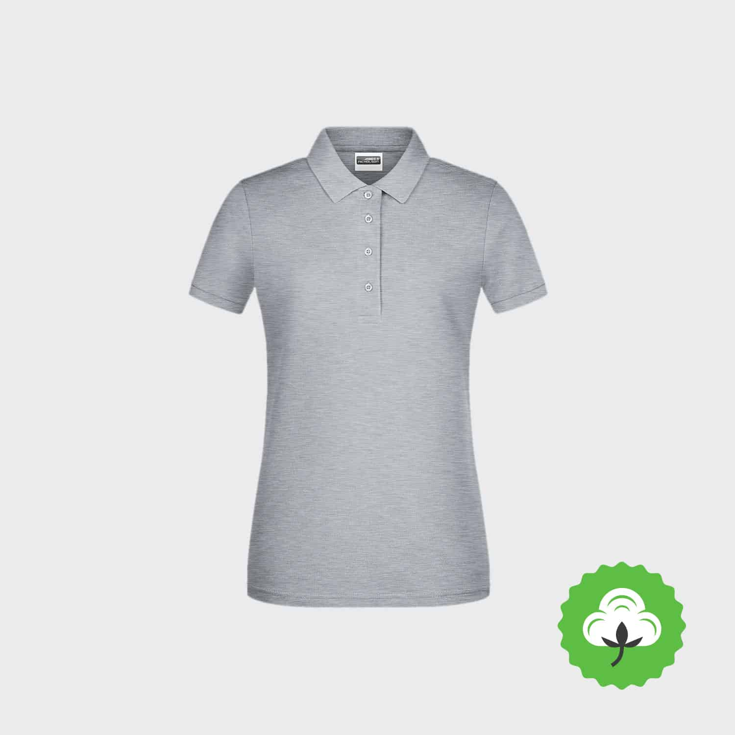 Bio-Polo-Shirt-besticken-bedrucken StickManufaktur