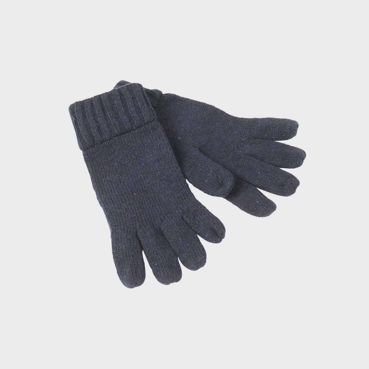 basic-melange-gloves-black-navy-kaufen-besticken_stickmanufaktur