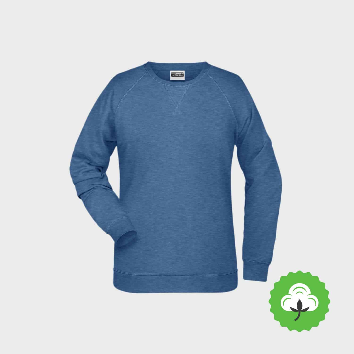 Bio-Sweatshirt-besticken-StickManufaktur