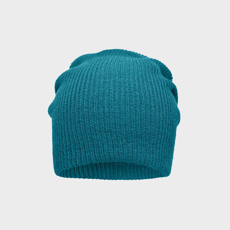 knitted-beanie-long-petrol-kaufen-besticken_stickmanufaktur
