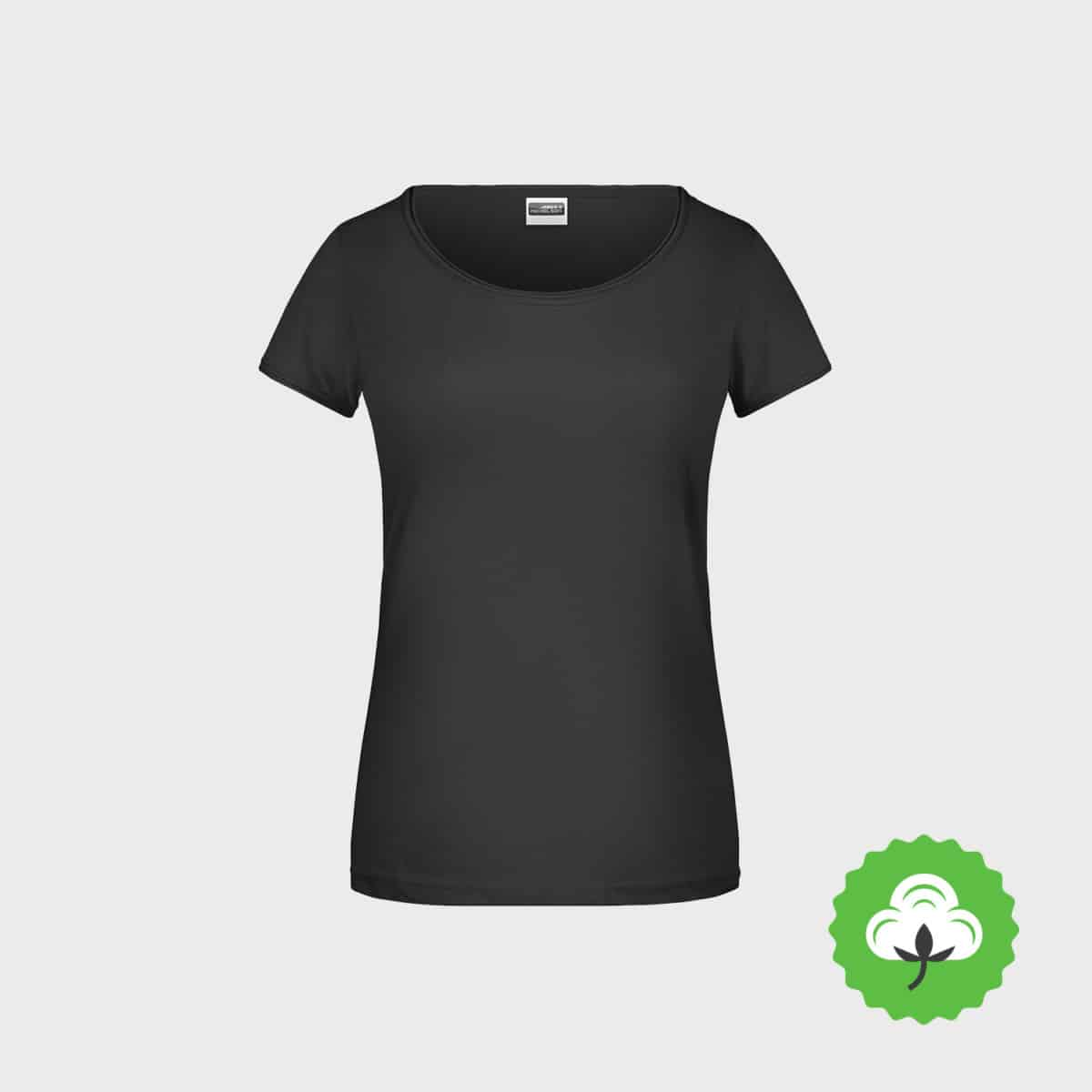 Bio Ladies T Shirt StickManufaktur
